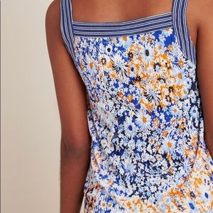 Square neck tank from Anthropologie